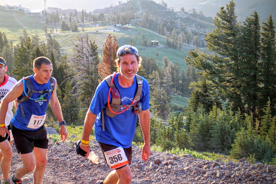 Paul at Western States 2015 - photo by Nick Martin