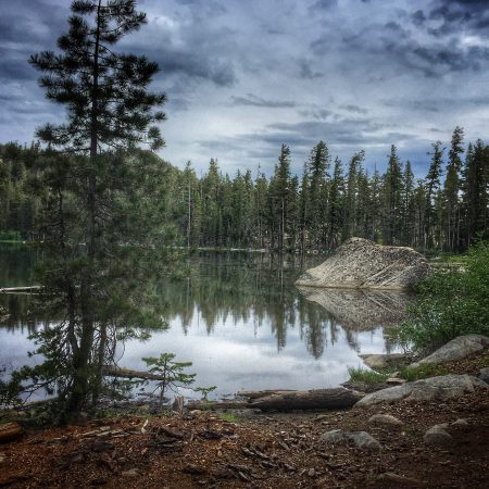 Summit Lake (Photo: Jenelle Potvin)