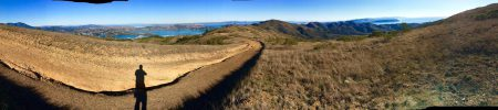 Mill Valley panorama. Photo by Spike Wimmer