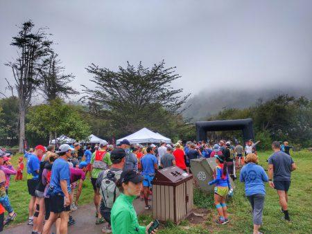 Table Rock pre-race